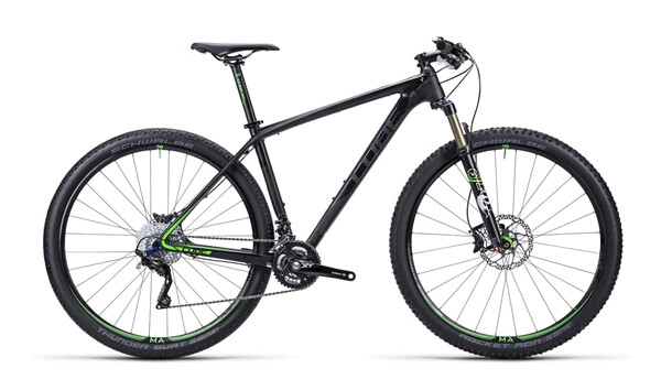 CUBE - Elite Super HPC Race 29 carbon´n´green