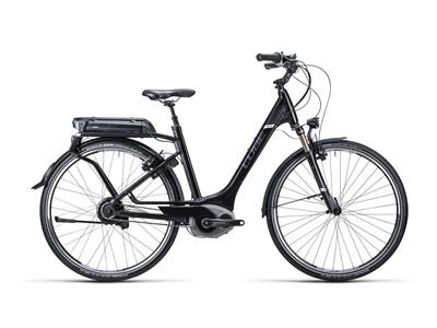 Cube Delhi Hybrid Pro anth white black / Easy Entry