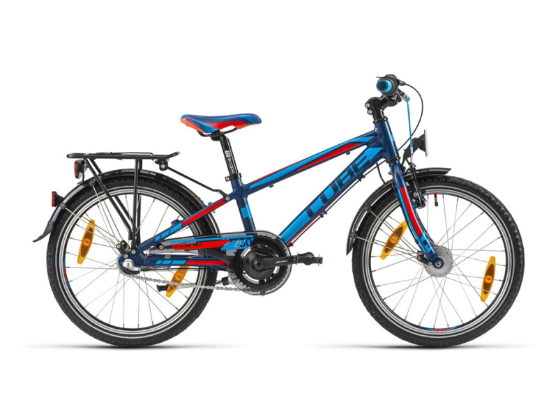 Cube Kid 200 Street blue´n´red