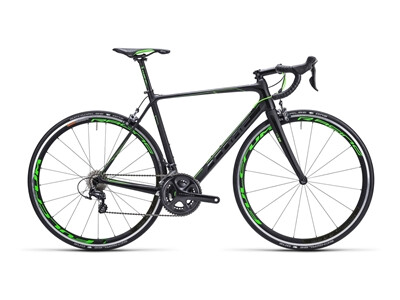 Cube Litening Super HPC Race carbon´n´green