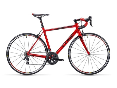 Cube Peloton SL red´n´black