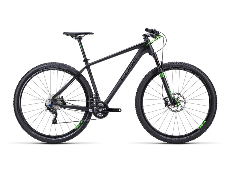 Cube Reaction GTC Race carbon´n´green