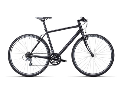 Cube SL Road black anthrazit white