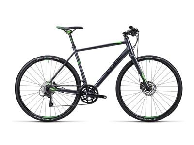 Cube SL Road Pro anthrazit black green