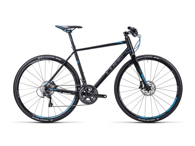 Cube SL Road SL black anthrazit blue