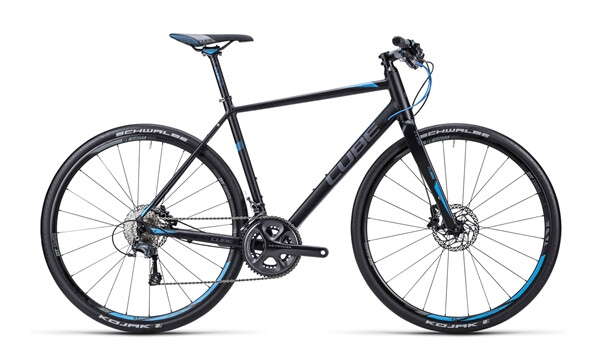 CUBE - SL Road SL black anthrazit blue