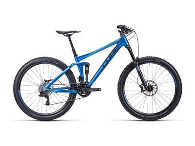 Cube Stereo 140 HPA Pro iceblue´n´black