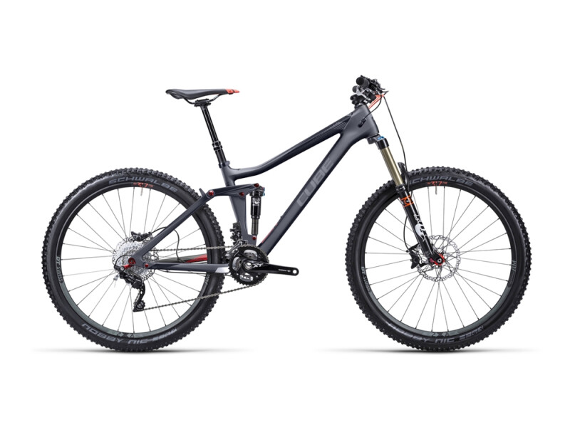 Cube Stereo 140 Super HPC Race carbon´n´flash