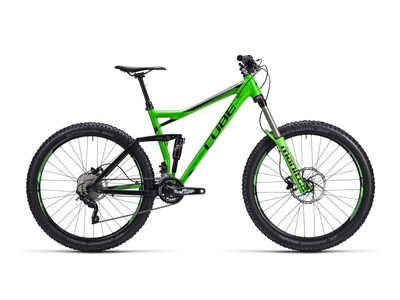 Cube Stereo 160 HPA Pro green´n´black