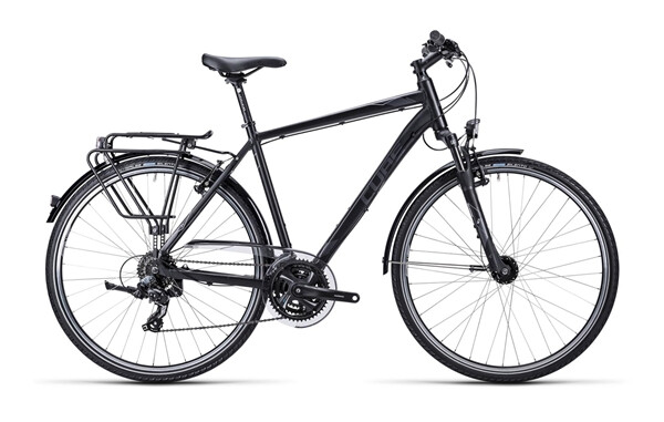 CUBE - Touring black grey white