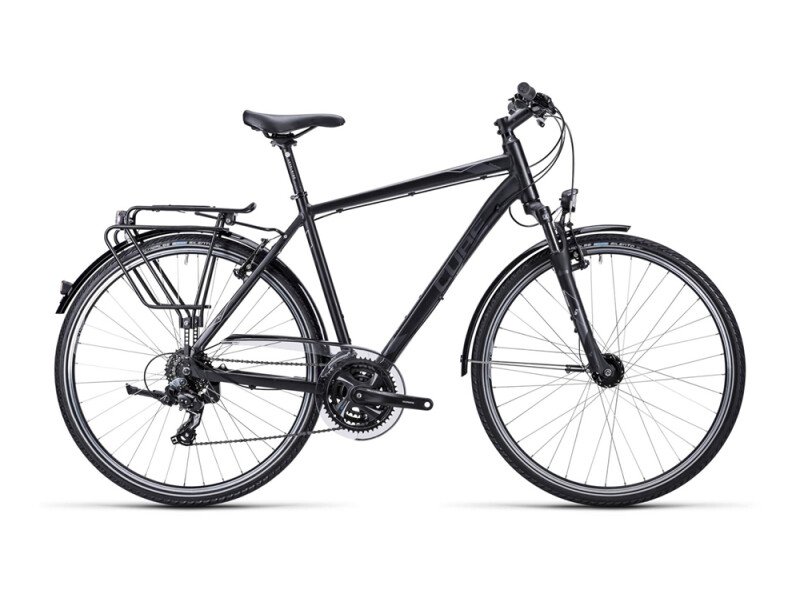 Cube Touring black grey white