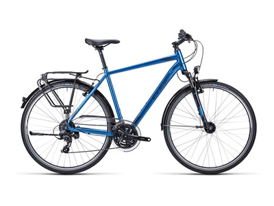 Cube Touring ice blue black