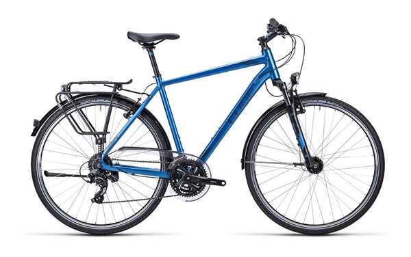 CUBE - Touring ice blue black