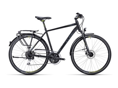 Cube Touring Pro black grey lime