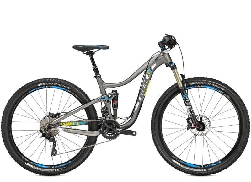 Trek Lush SL Modell 2015