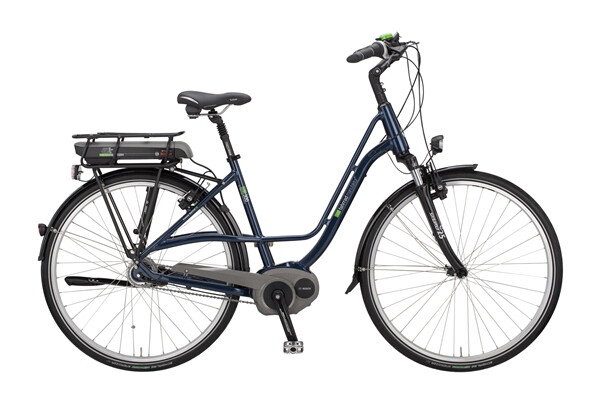 VSF FAHRRADMANUFAKTUR - P-300 Active Cruise 400Wh Nexus 8-Gang/RT/HS11