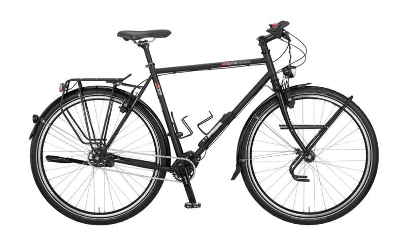 VSF Fahrradmanufaktur TX-1200 Pinion Sonderfarbe blau