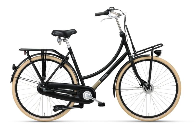 Batavus CNCTD. Citybike