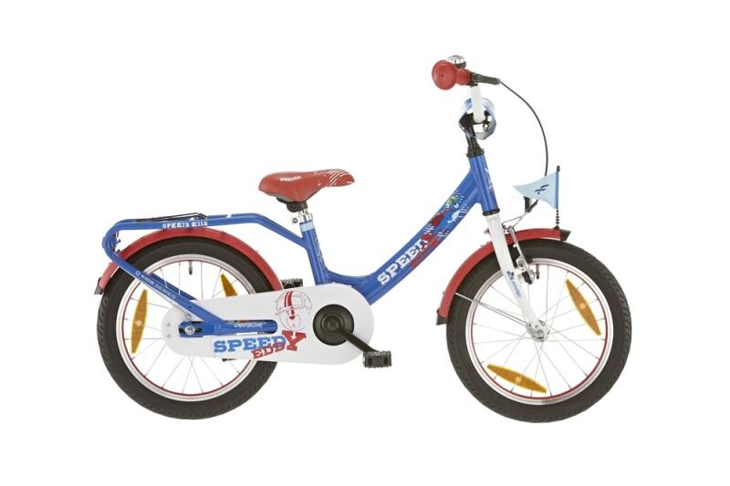 Falter Speedy Eddy Alu Blau Kinder / Jugend