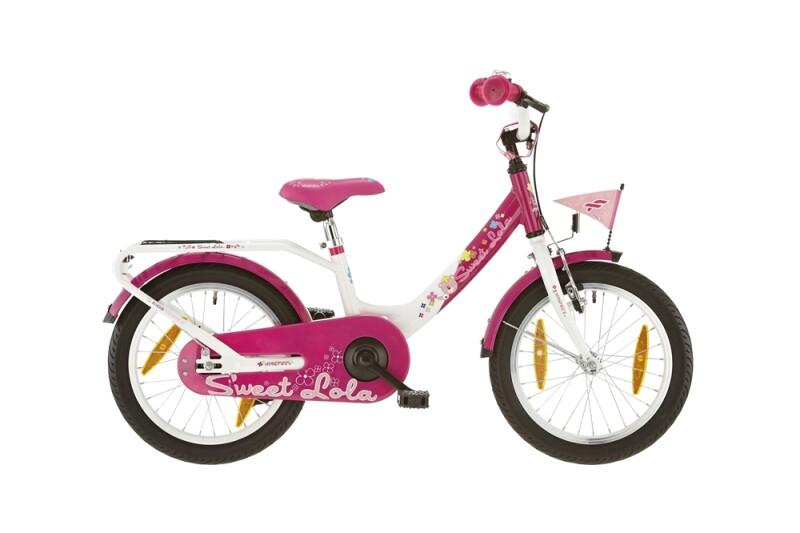 Falter Sweet Lola Alu Pink/Weiß Kinder / Jugend