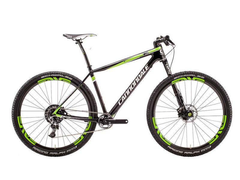 Cannondale F-Si Carbon Team