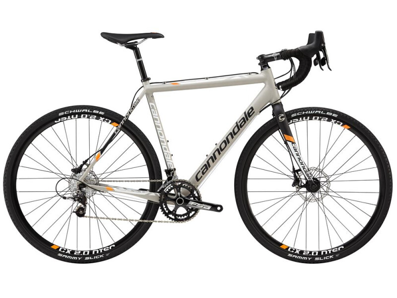 Cannondale CAADX SRAM Rival Disc