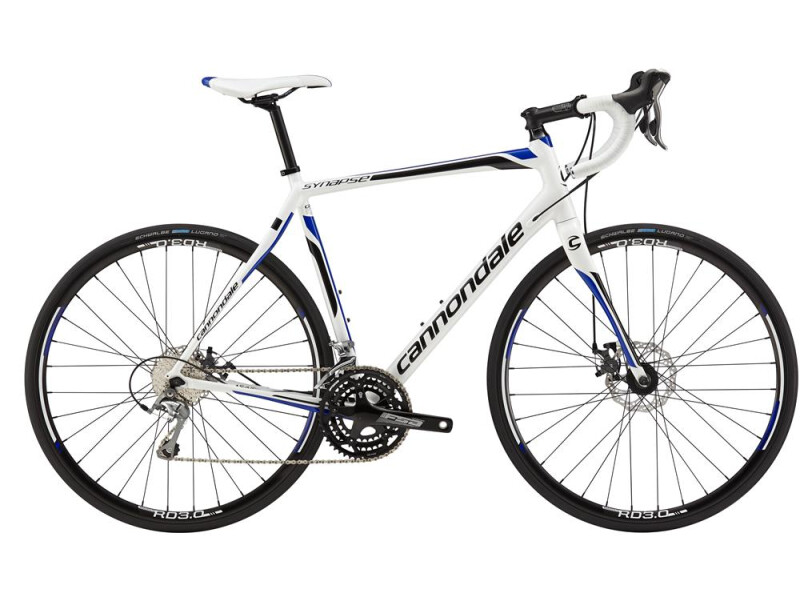 Cannondale Synapse Tiagra Disc 6