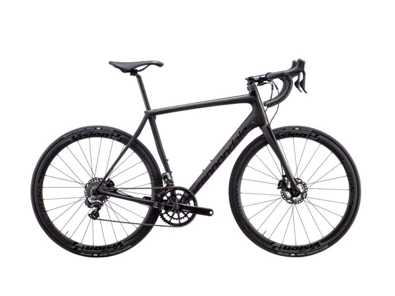 Cannondale Synapse Hi-MOD Black Inc. Disc