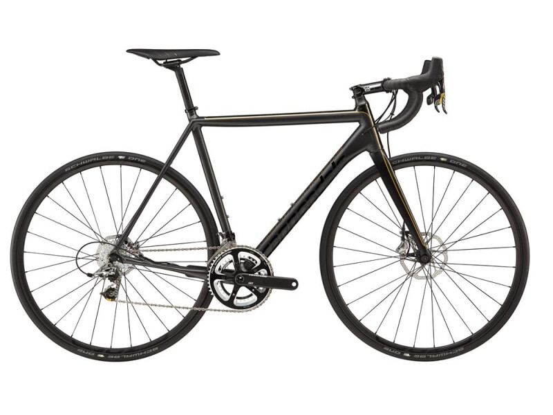 Cannondale CAAD10 Black Inc. Disc