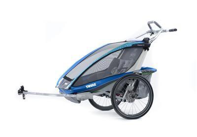 Thule Chariot - Chariot CX 2 blau/grau