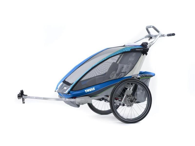 Thule Chariot Chariot CX 2 blau/grau