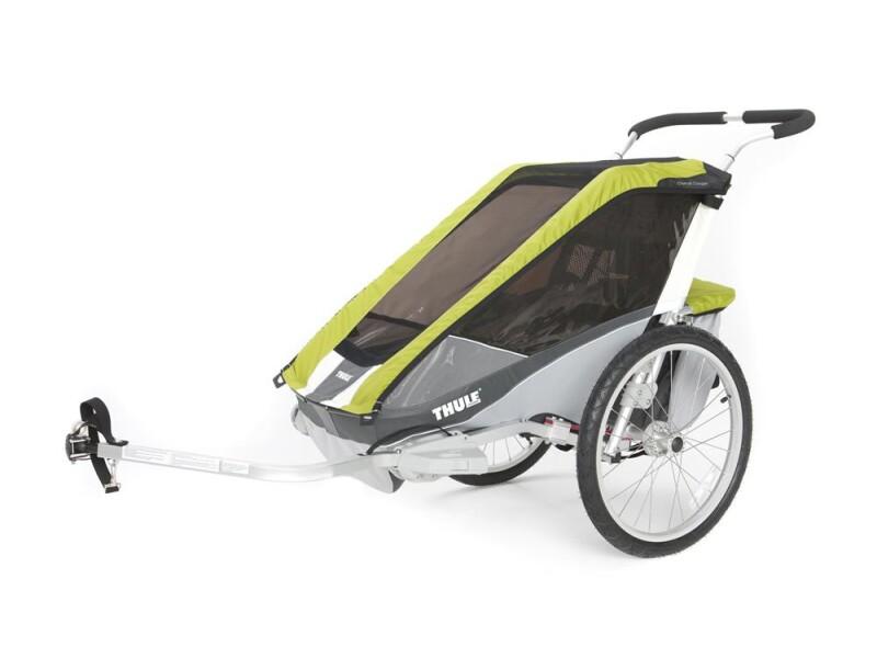 Thule Chariot Chariot Cougar 2 avocado/grau