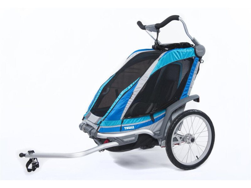 Thule Chariot Chariot Chinook 2 blau/silber