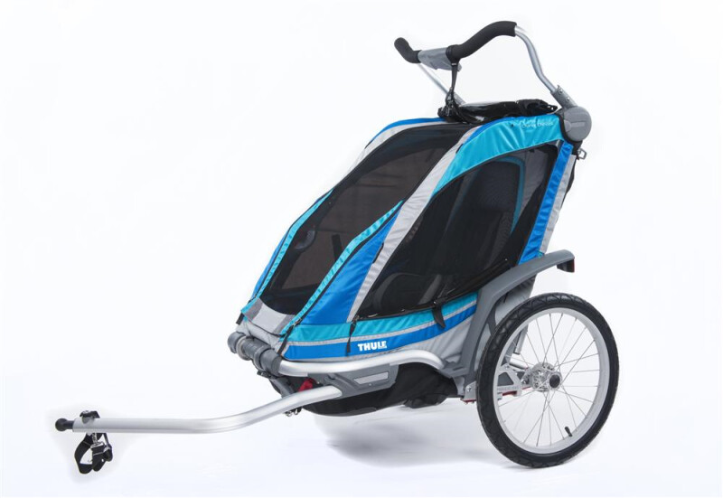 Thule Chariot - Chariot Chinook 2 blau/silber