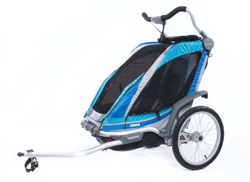 Thule Chariot - Chariot Chinook 1 blau/silber