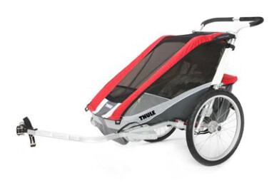 Thule Chariot Cougar 1 rot