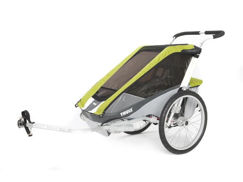 Thule Chariot Chariot Cougar 1 avocado/grau