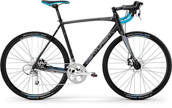 CENTURION - Cyclo Cross 2000 Schwarz (grau/blau)