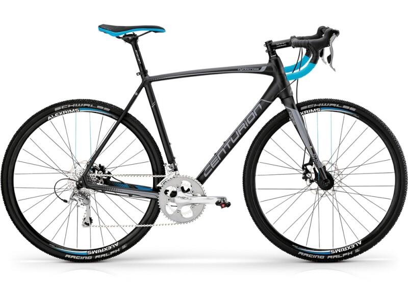Centurion Cyclo Cross 2000 Schwarz (grau/blau)
