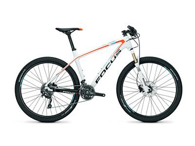 Focus - Raven 27R 6.0 White (Orange/Blue) glossy Angebot