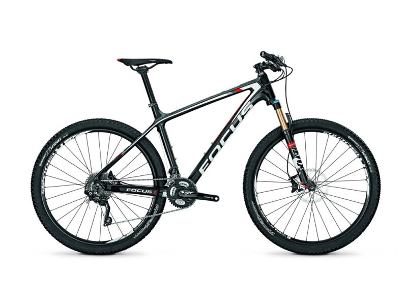 Focus Raven 27R 4.0 Carbon (White/Red) glossy