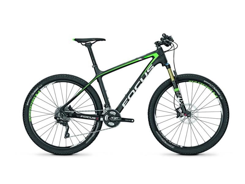 Focus Raven 27R 4.0 Carbon (Neon Green) matt
