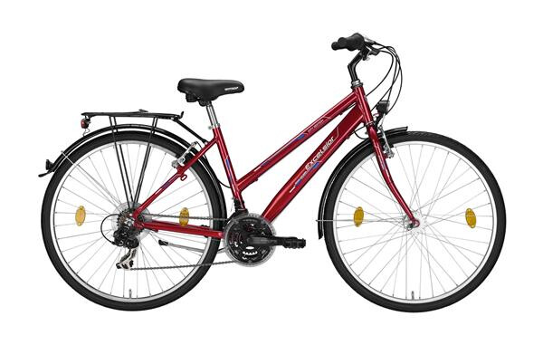 EXCELSIOR - Road Cruiser Alu ND / racing red