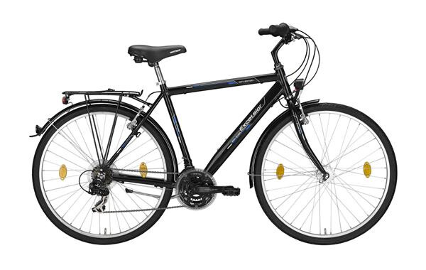EXCELSIOR - Road Cruiser Alu ND / schwarz / He