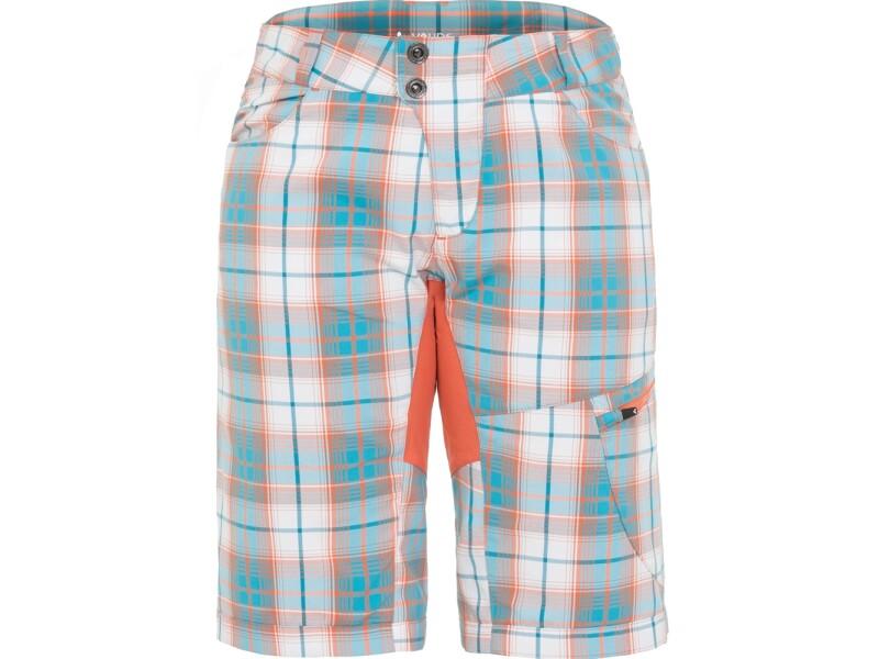 VAUDE Women's Craggy Pants II weiss