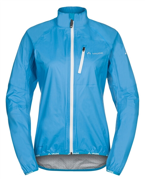 VAUDE - Women's Drop Jacket III blau