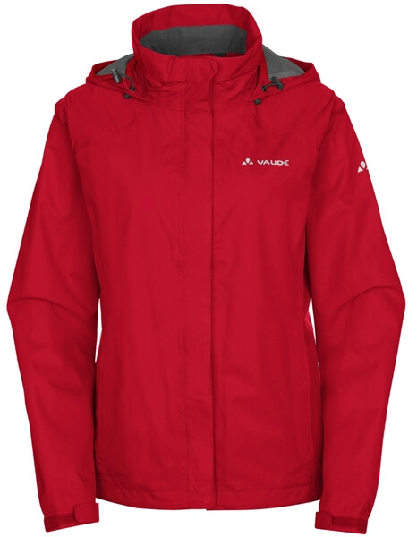 VAUDE - Women's Escape Bike Light Jacket rot