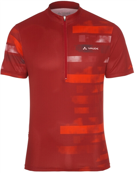 VAUDE - Men's Tremalzo Shirt rot