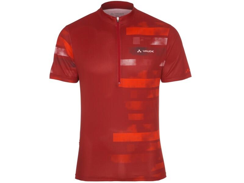 VAUDE Men's Tremalzo Shirt rot
