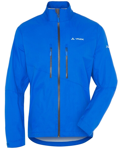 VAUDE - Men's Tremalzo Rain Jacket blau